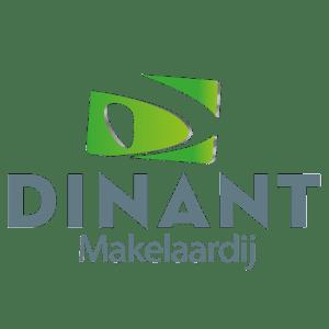 logo dinant makelaardij